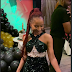 images from Adesua Etomi's birthday celebration.
