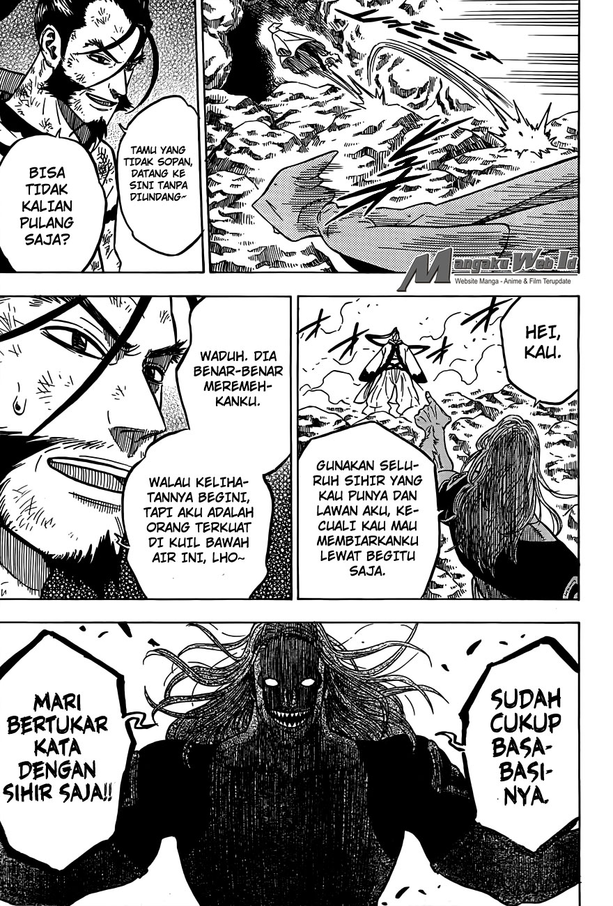 Black Clover Chapter 63 Bahasa Indonesia