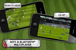 FIFA 11 iPhone game updated with local multiplayer capability