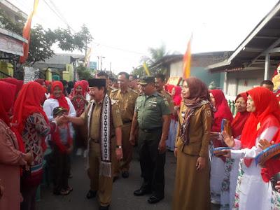 Anang Nugroho mengatakan, peresmian ini diresmikan oleh Walikota Bandar Lampung Drs H Herman HN yang dimana semoga dengan diresmikannya Kantor Kelurahan ini dapat menambah dan membantu program pemerintah kota dan juga membantu permasalahan masyarakat di wilayah Kelurahan Surabaya ini.