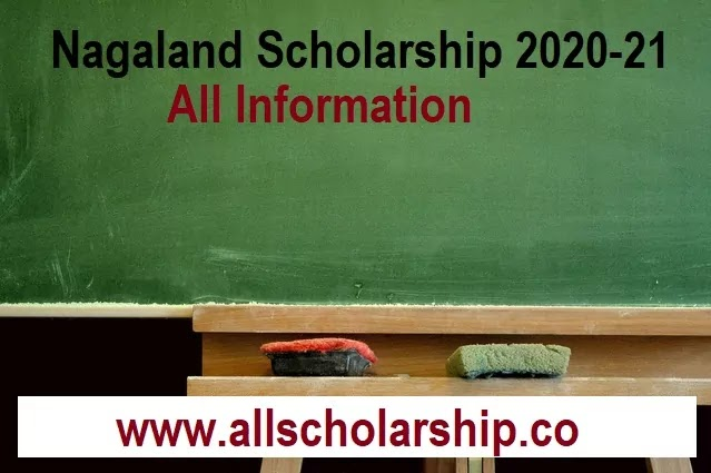Nagaland Scholarship 2020  | Nagaland Scholarship  2020-21