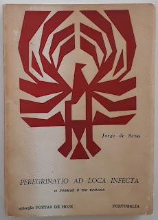 Peregrinatio Ad Loca Infecta, de Jorge de Sena