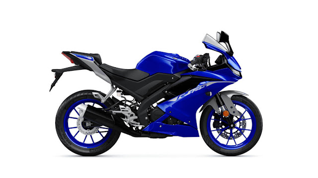 Yamaha R125 Price
