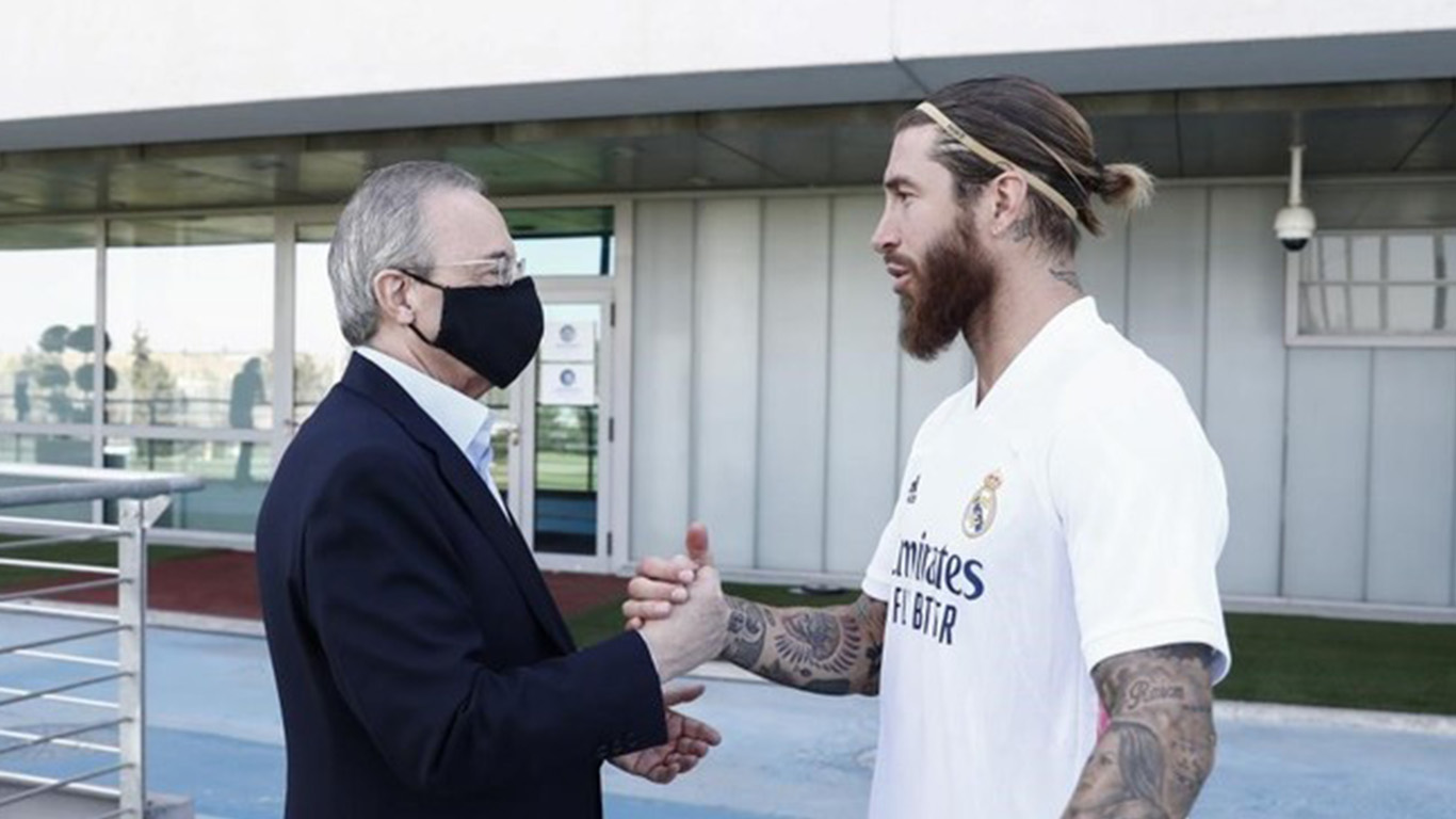 New meeting between Ramos and Perez