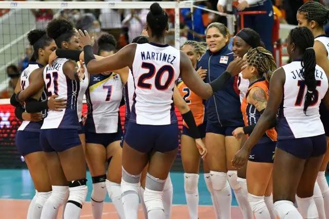 ¡Las Reinas del Caribe son las campeonas de la Copa Panamericana de Voleibol Femenino!