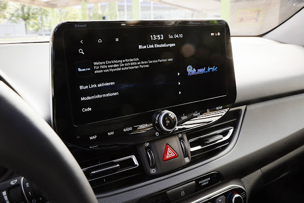 Hyundai i30 Hybrid 2021