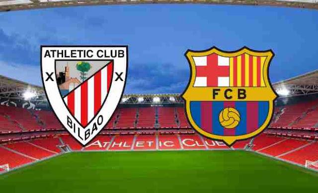 بث مباشر مباراة برشلونة وأتلتيك بلباو اليوم 23-06-2020 الدوري الإسباني