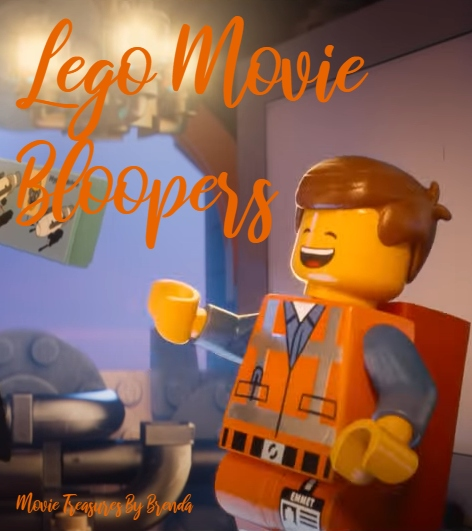 Check out this Lego movie bloopers video reel!
