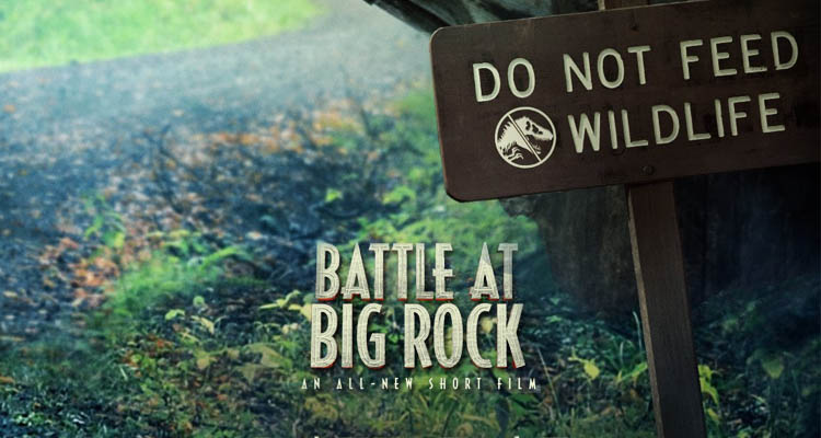 Battle at Big Rock: El corto de Jurassic World que dirige Colin Trevorrow