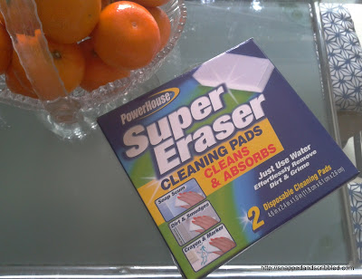 PowerHouse Super Eraser Cleaning Pads