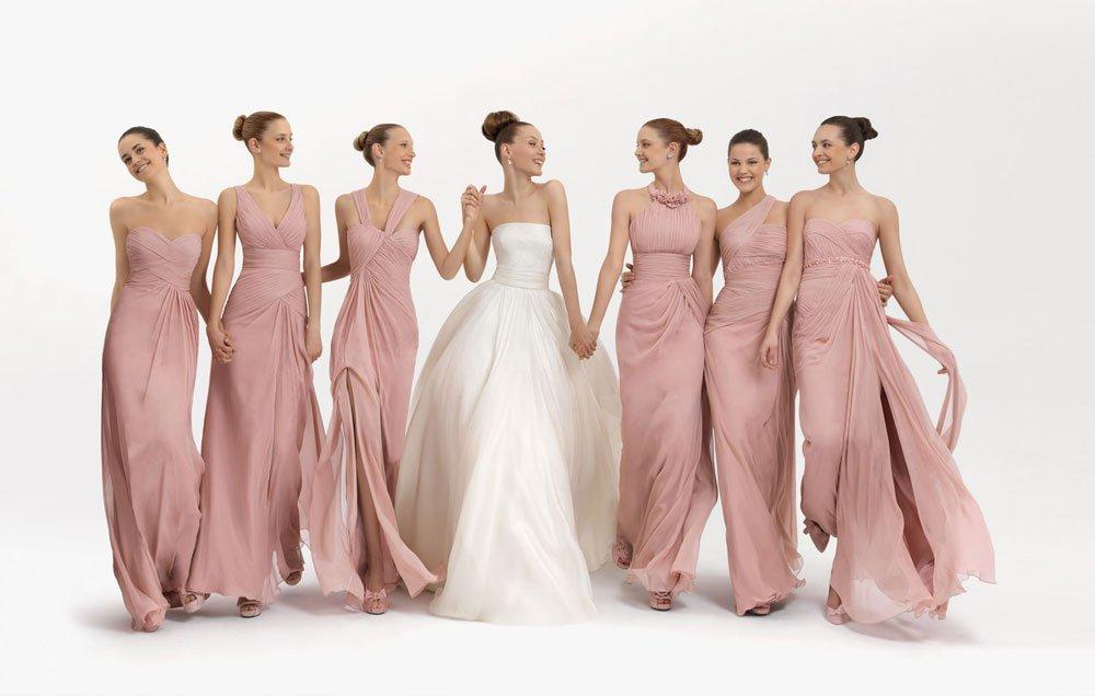 Grandiosos vestidos de damas de honor | Moda y Tendencia | Somos Novias