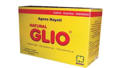 """""""pestisida alami natural glio pengendali hama jamur fusarium spora rebah semai penyebab layu natural nusantara distributor nasa agensia hayati"""""""