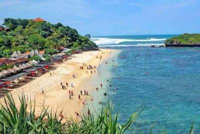 Harga Tiket Pantai Slili Wonosari Gunung Kidul Jogjakarta