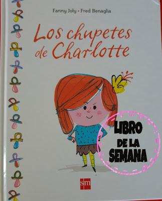 Libro-semana-chupetes-de-charlotte