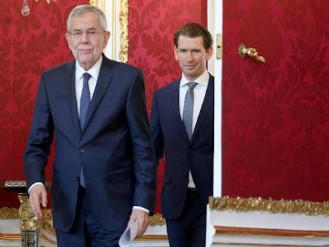 Az államfő kormányalakítási megbízást adott Sebastian Kurznak