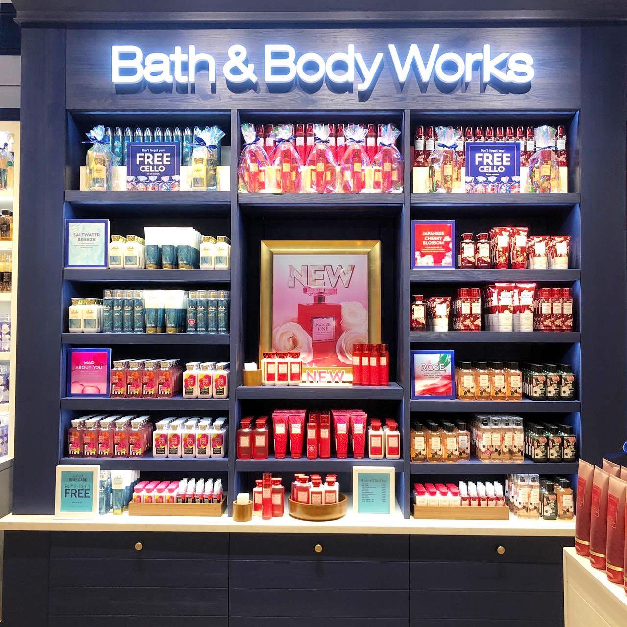 Bath & Body Works AEON Mall BSD City