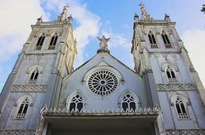 La Hermosa Arquitectura de la Catedral de la Inmaculada Concepción de María