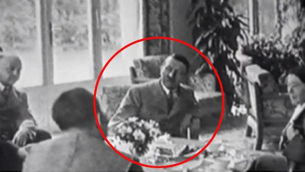 Adolf Hitler Argentinien