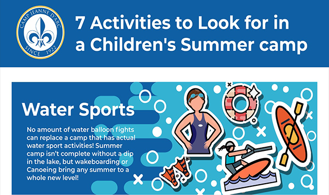 7 Activities to Look for in a Children's Summer Camp