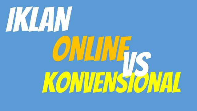 iklan, iklan online, iklan konvensional, instagram, facebook, google, koran, majalah, televisi, iklan digital