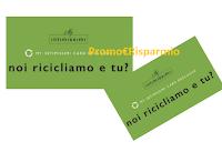 Logo Riciclo vestiti usati Intimissimi 2020: come ricevere buoni sconto da 5€