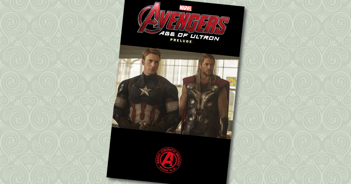 Avenger Age of Ultron Prelude