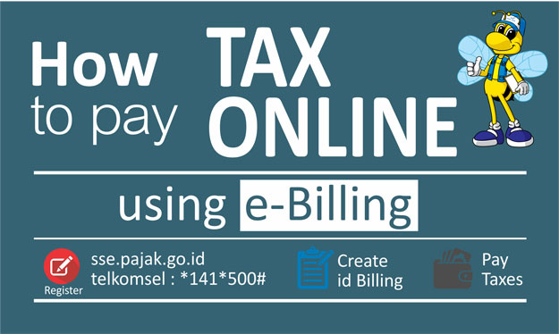 How To Pay Tax Online Using e-Billing System