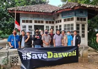 Ketua DPRD Lampung Menerima Kunjungan Dasmawati