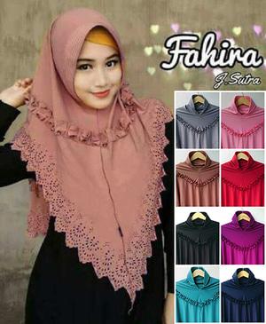 Jilbab Instan Terbaru by Fahira Cutting