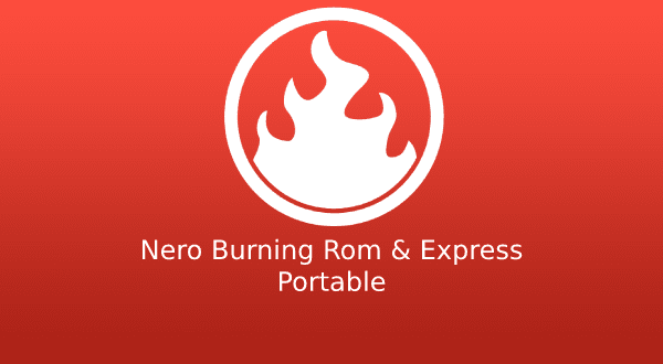 download nero burning portable