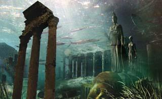 atlantis misteri kota yang hilang