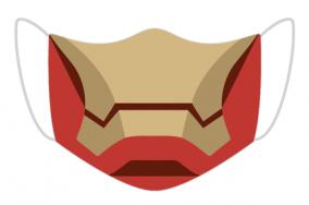 Maseczka Iron Man