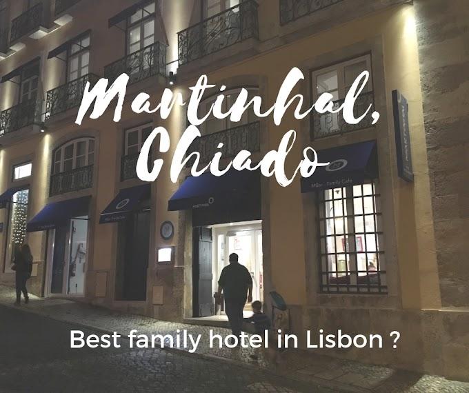 Martinhal, Chiado: best family hotel in Lisbon (?)