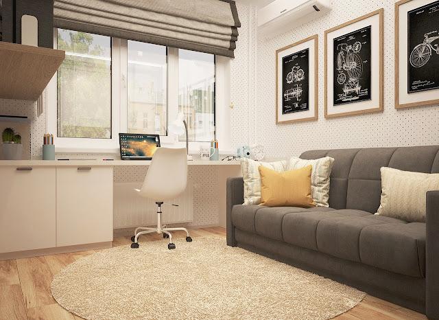 kanapa z funkcją sapania
