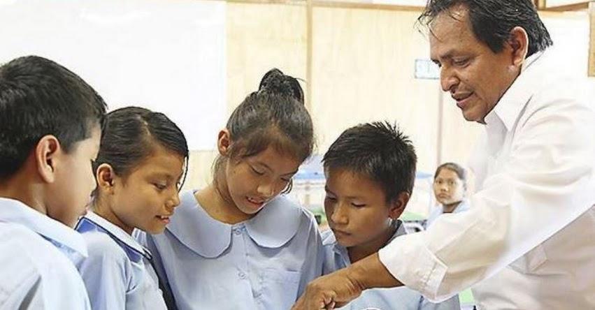 MINEDU niega que se retire o reduzcan horas de clases de religión en colegios públicos - www.minedu.gob.pe