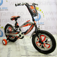 Sepeda Anak GoodWay Harley 16 Inci
