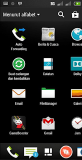Custom ROM acer liquid z4 htc desire