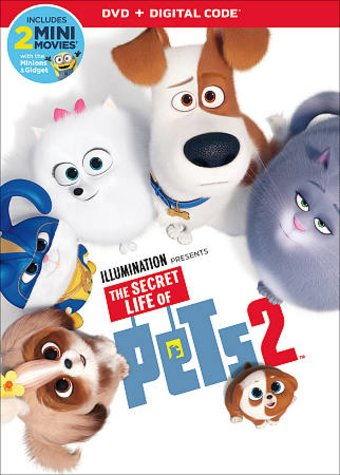 The Secret Life Of Pets 2 (2019) Dual Audio Hindi ORG 720p BluRay ESubs