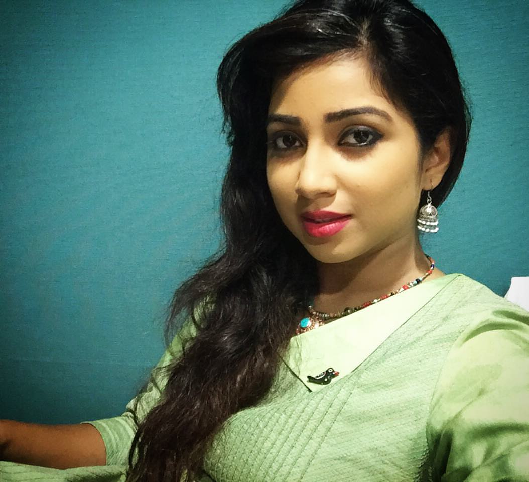 Desi Actress - Pixerdesi Shreya Ghoshal Has Cute Face -7911