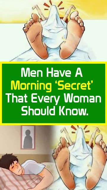 Every woman should know this man's secret