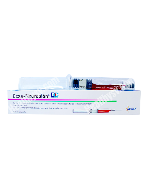 Dexa Neurobion Pack of 3
