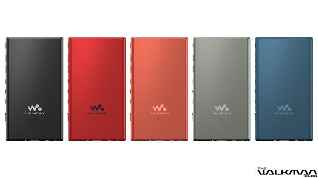 Sony NW-A105 walkman