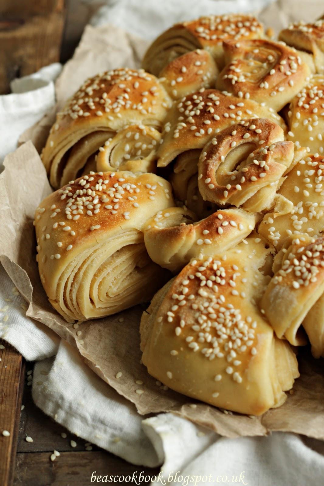 Bulgarian White Bread Recipe