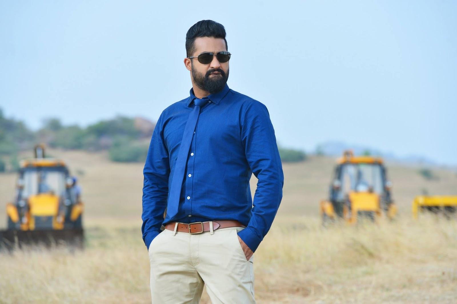 Jr Ntr Nannaku Prematho Movie First Look Ultra Hd Posters: Nannaku Prematho Movie Latest Stills