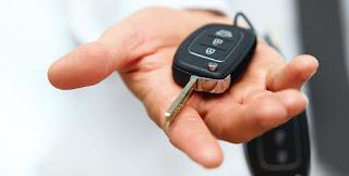 مفاتيح السيارات الحديثة