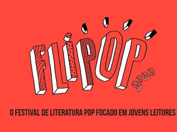 Novidades sobre o FLIPOP 2020