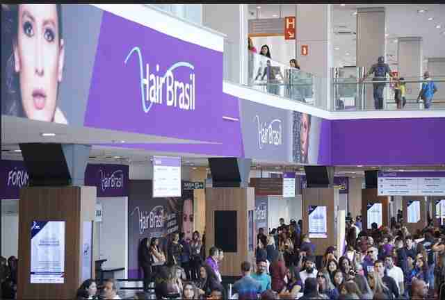 HAIR BRASIL - adiamento da 19ª edição da feira.