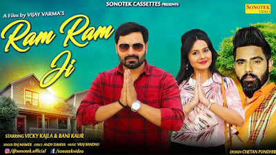 Ram Ram Ji | Vijay Varma, Vicky Kajla Haryanvi Video Download