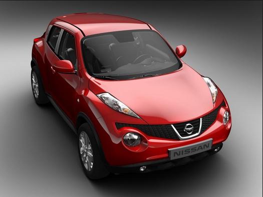 Mobil Nissan Juke terbaru