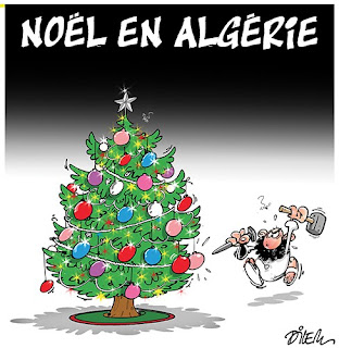 Noel en Algerie
